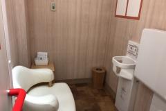 北九州市立美術館 分館(3F)の授乳室・オムツ替え台情報