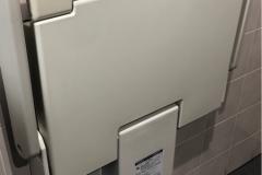 西大宮駅(改札内)(2F)のオムツ替え台情報
