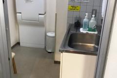 カモンワーフ(1F)の授乳室・オムツ替え台情報