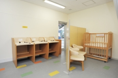 MAZDA Zoom-Zoom スタジアム 広島(3Fメインゲート (1塁側))の授乳室・オムツ替え台情報