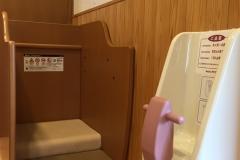みねはま ポンポコ101の授乳室・オムツ替え台情報
