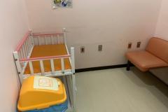 明石市立市民病院(1F)の授乳室・オムツ替え台情報