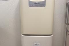 石清水八幡宮 公衆トイレ(1F)のオムツ替え台情報