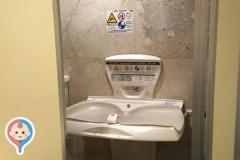 ガスト 浜松住吉店(1F)のオムツ替え台情報
