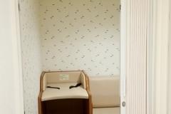 CoCoLo本館(2F)の授乳室・オムツ替え台情報