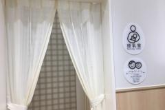 ポートウォークみなと(3F くまざわ書店隣)の授乳室・オムツ替え台情報
