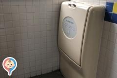 鴨川オーシャンパークのオムツ替え台情報