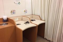 ペルチ土浦(2階)の授乳室・オムツ替え台情報
