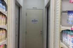 西松屋 アクロスプラザ小倉店の授乳室・オムツ替え台情報