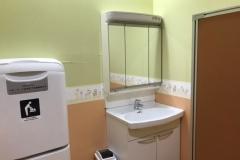 ケーズデンキ酒田店(1F)の授乳室・オムツ替え台情報