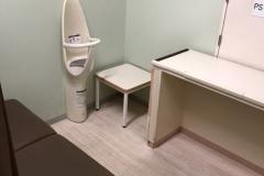 イオンスタイル北戸田(2階 赤ちゃん休憩室)の授乳室・オムツ替え台情報