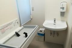 ふくやま病院(1F)の授乳室・オムツ替え台情報