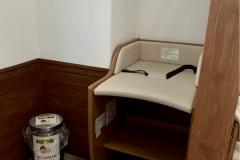福井県海浜自然センター(2F)の授乳室・オムツ替え台情報