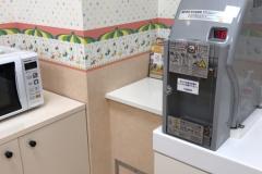 綾瀬タウンヒルズSC(1F)の授乳室・オムツ替え台情報
