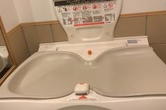 くら寿司豊川インター店のオムツ替え台情報