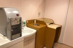 綿半スーパーセンター 千曲店(1F)の授乳室・オムツ替え台情報