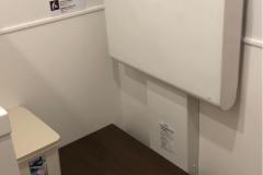 秋田オーパ(3F)の授乳室・オムツ替え台情報
