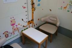 姫路市立動物園(はく製展示室横の一角)の授乳室・オムツ替え台情報