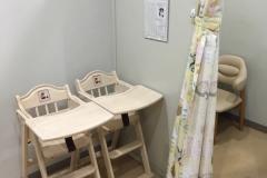 国立新美術館(B1階)の授乳室・オムツ替え台情報