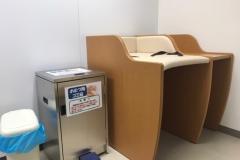 島根大学医学部附属病院(1F)の授乳室・オムツ替え台情報
