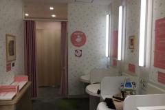 イオンタウン南城大里(1F)の授乳室・オムツ替え台情報