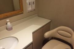 玉川高島屋南館(4F 女性トイレ)の授乳室・オムツ替え台情報