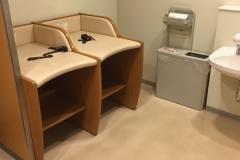 BIGHOPガーデンモール印西(1階 バレエ教室脇)の授乳室・オムツ替え台情報