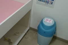 西松屋 フォレオせんだい宮の杜店(2F)の授乳室・オムツ替え台情報