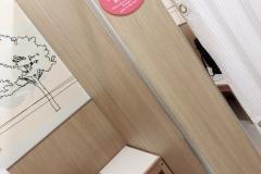 イオンモール松本店( 晴庭3Fトイレ横授乳室)の授乳室・オムツ替え台情報