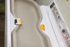札幌市緑化植物園百合が原緑のセンター(1F)のオムツ替え台情報