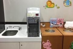 東京駅(1F 新幹線北乗換口改札内)の授乳室・オムツ替え台情報