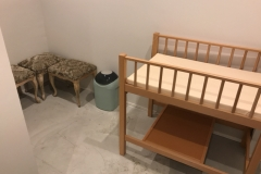 CASICA(1F)の授乳室・オムツ替え台情報