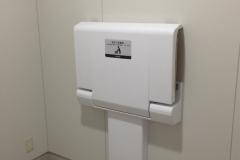 コメリ 現場(1F)の授乳室・オムツ替え台情報