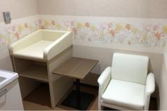 山陽マルナカ 玉津店(1F)の授乳室・オムツ替え台情報