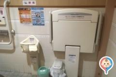 DCMダイキ東バイパス店1階(1F)の授乳室・オムツ替え台情報