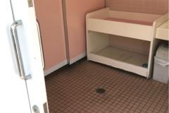 西松屋・緑橋店の授乳室・オムツ替え台情報