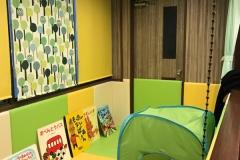 北沢書店ブックハウスカフェ(1F)の授乳室・オムツ替え台情報