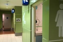 クアラ・ルンプール国際空港 ターミナル2(各フロア2カ所ずつ)の授乳室・オムツ替え台情報