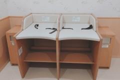 福岡空港国内線(1F)の授乳室・オムツ替え台情報