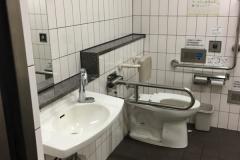 名古屋市交通局 植田駅(改札外)のオムツ替え台情報