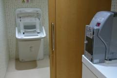 有磯海SA(下り線)の授乳室・オムツ替え台情報