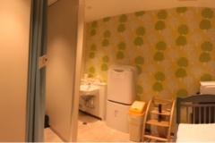 ムーミンバレーパーク(インフォメーションセンター)の授乳室・オムツ替え台情報