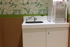 福岡空港 第3ターミナルビル(2Fお手洗横)の授乳室・オムツ替え台情報