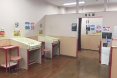 イオン千歳店(2F)の授乳室・オムツ替え台情報