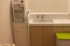 福岡パルコ 本館(6階)の授乳室・オムツ替え台情報