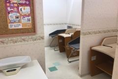 アルプラザ宇治東(2F)の授乳室・オムツ替え台情報