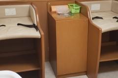 マリノアシティ福岡アウトレットⅡ棟(2F)TEMPUR近く(2F)の授乳室・オムツ替え台情報