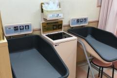 くりえいと宗像(1階)の授乳室・オムツ替え台情報