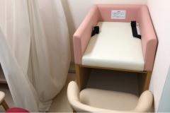 長崎みなとメディカルセンター(2F)の授乳室・オムツ替え台情報