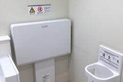 静岡伊勢丹コリドー・フジ(1F)のオムツ替え台情報